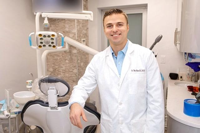 Dr Peter Mann